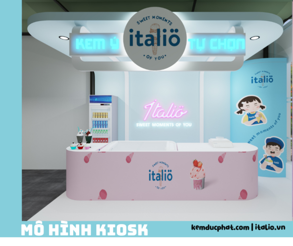Kiosk 5