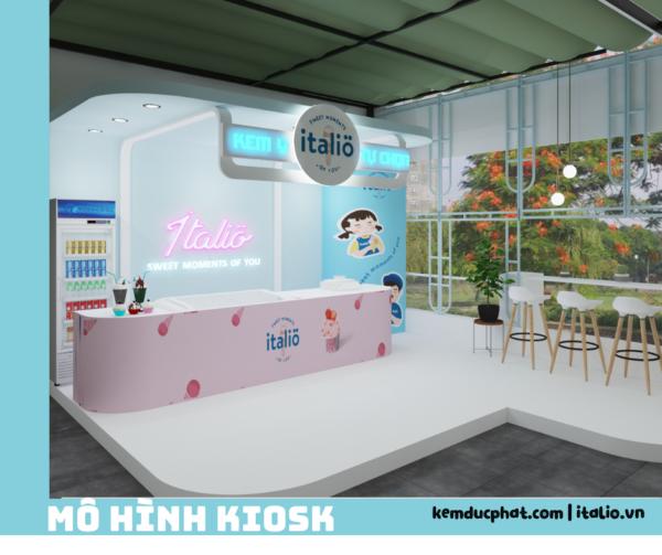 Kiosk 6