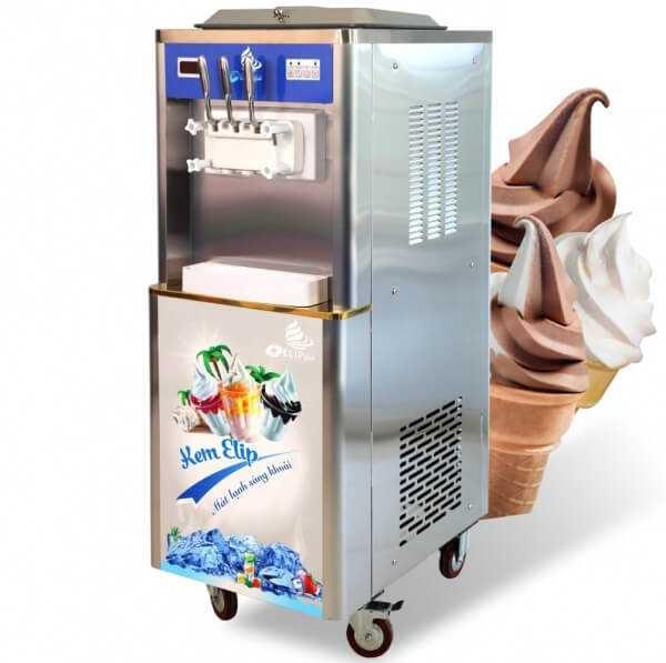 Những loại máy làm kem tươi cho quán nhỏ tốt nhất hiện nay