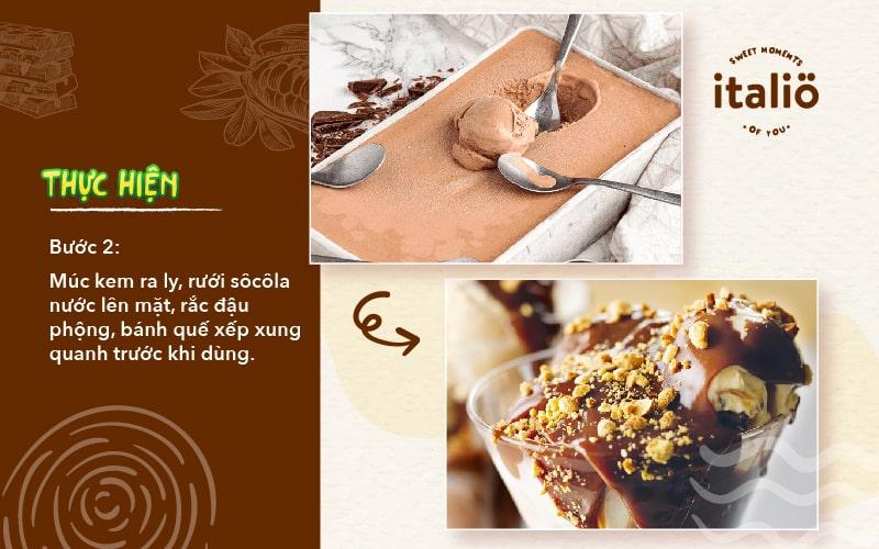 Cach Lam Kem Cacaosocola Buoc 2 Tai Nha