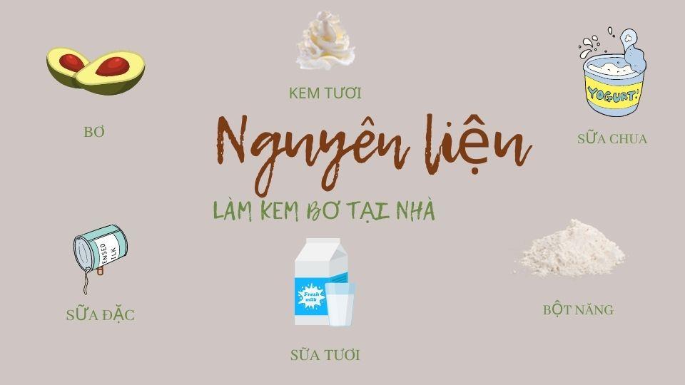 6 Nguyen Lieu Lam Kem Bo Tai Nha