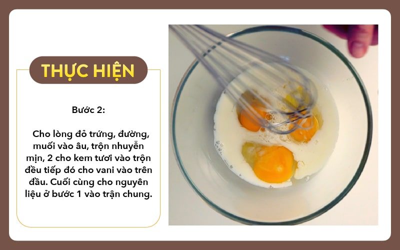 Cach Lam Kemchocolate Buoc 2 Tai Nha