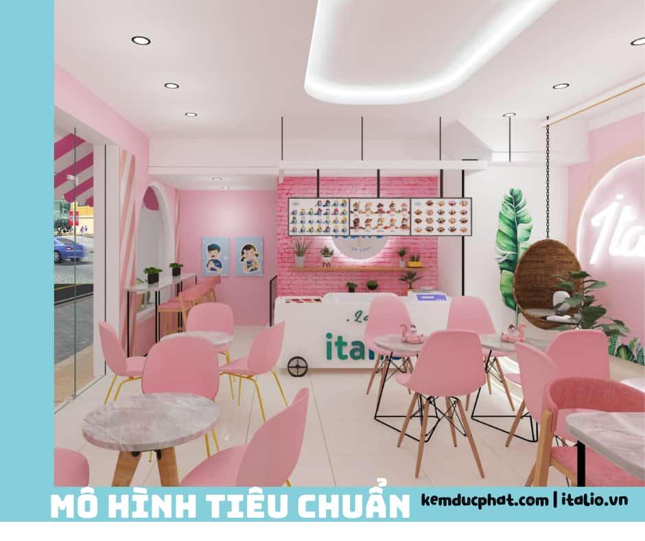 Kem Tu Chon Mo Hinh