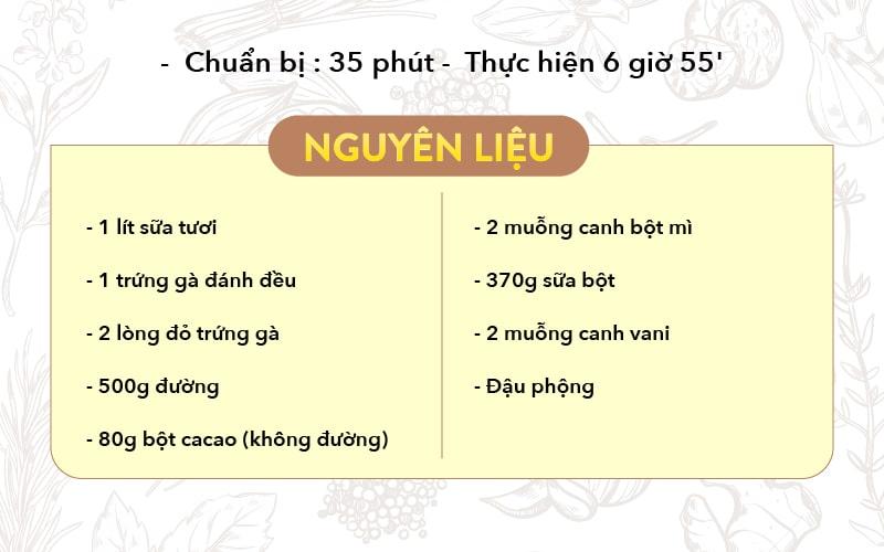 Nguyen Lieu Lam Kem Kemcacaosua Tai Nha