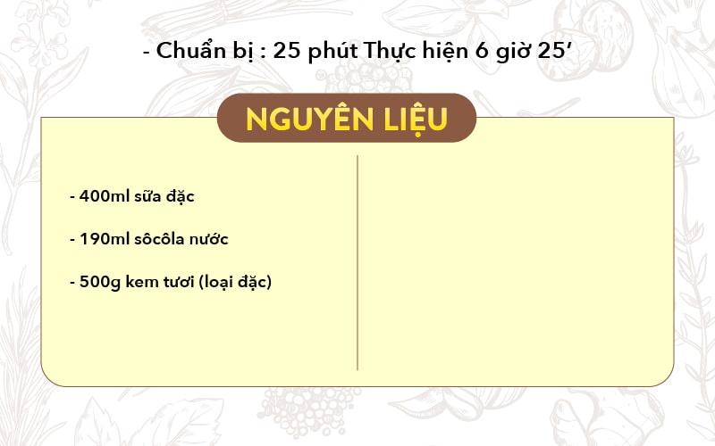 Nguyen Lieu Lam Kem Kemsocola Tai Nha