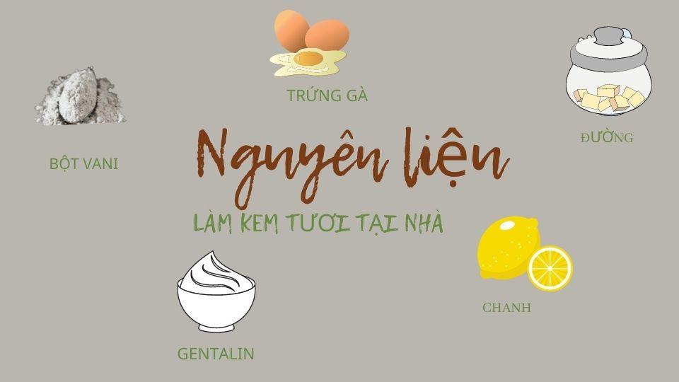 10 Nguyen Lieu Lam Kem Tuoi Tai Nha